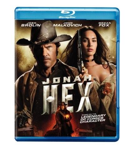 Blu-ray Jonah Hex *FORMER RENTAL*