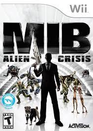 NINTENDO Nintendo Wii MIB ALIEN CRISIS