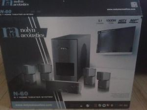 NOLYN ACOUSTICS Surround Sound Speakers & System N-60