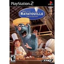 SONY Sony PlayStation 2 DISNEY RATATOUILLE