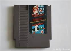 NINTENDO NES Game SUPER MARIO BROS/DUCK HUNT