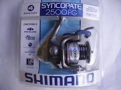 SHIMANO Fishing Reel SYNCOPATE 2500FG