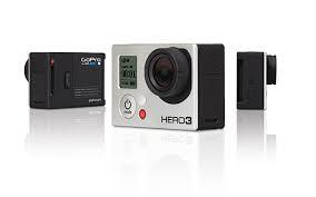 GOPRO Camcorder HERO3 BLACK EDITION
