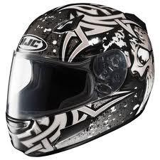 HJC HELMETS Motorcycle Helmet CL-SP