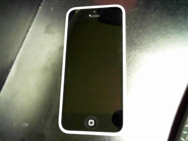 APPLE Cell Phone/Smart Phone IPHONE 5C A1532 VERIZON