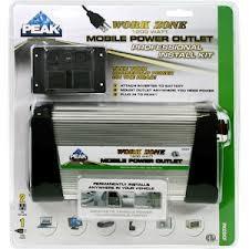 PEAK 1200 WATT MOBILE POWER OUTLET PKC0CF