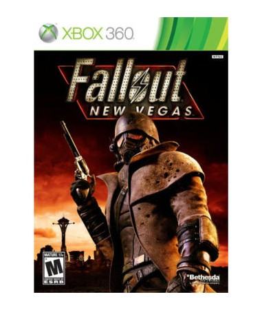MICROSOFT XBOX 360 Game FALLOUT NEW VEGAS