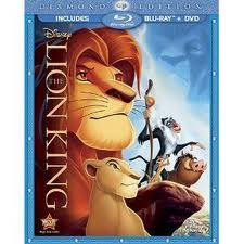 BLU-RAY MOVIE Blu-Ray THE LION KING DIAMOND EDITION