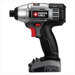 PORTER CABLE Impact Wrench/Driver PC1800ID