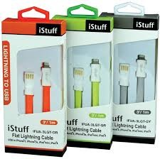 ISTUFF IPOD/MP3 Accessory IFUA3LGTGR