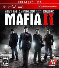 SONY Sony PlayStation 3 Game MAFIA II