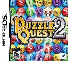 NINTENDO Nintendo DS PUZZLE QUEST 2