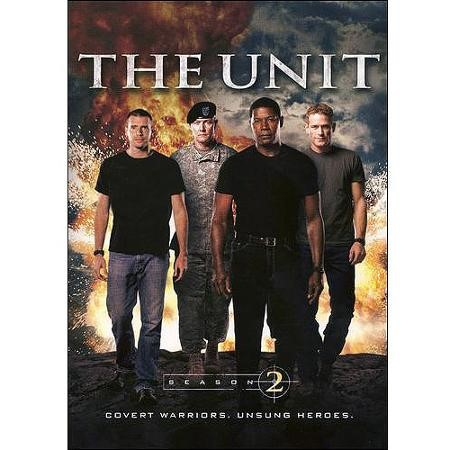 DVD BOX SET DVD THE UNIT SEASON 2