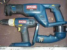 RYOBI Combination Tool Set P204 P510 P700 COMBO SET