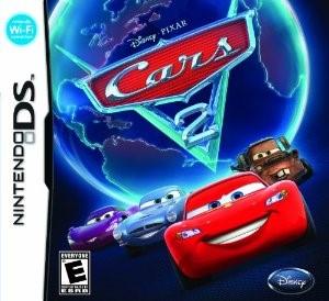 NINTENDO Nintendo DS Game CARS 2 DS