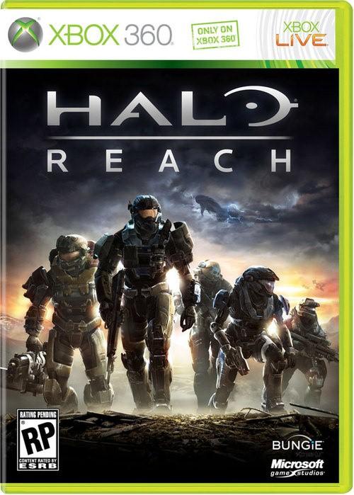 MICROSOFT Microsoft XBOX 360 Game HALO REACH - XBOX 360