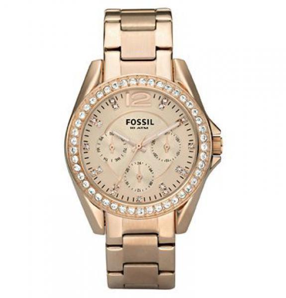 FOSSIL Lady's Wristwatch ES-2811