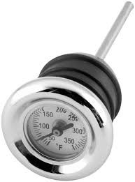 OIL DIPSTICK WITH TEMPTURE GAUGEBIKERS CHOICE  492884