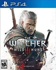 SONY Sony PlayStation 4 Game WITCHER 3 WILD HUNT - PS4