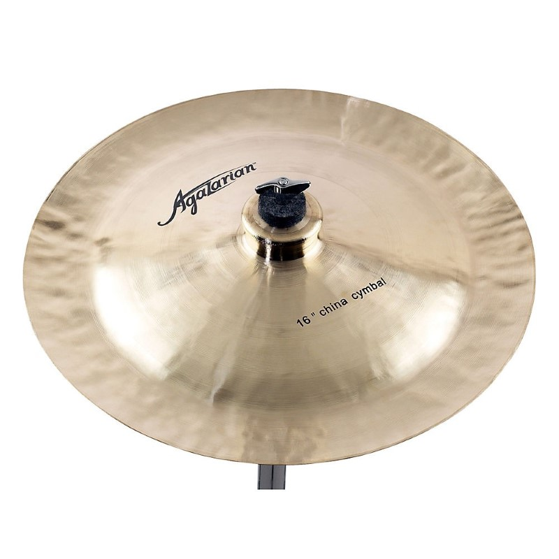 "AGAZARIAN Cymbal 16"" CHINA"