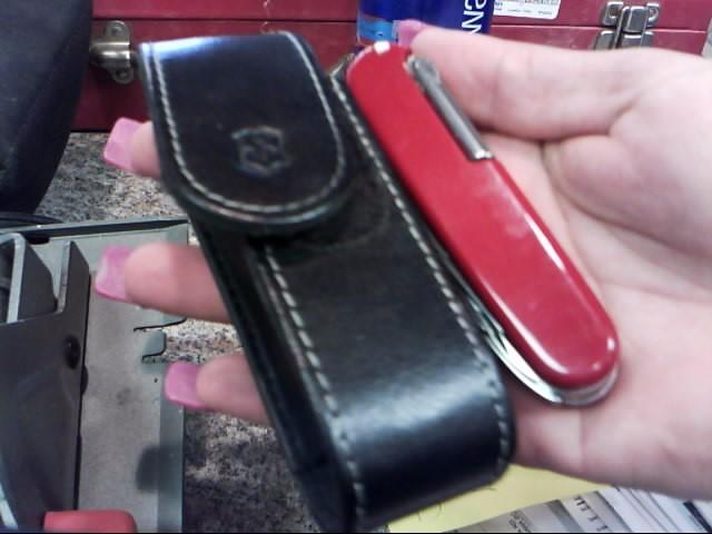 SWISS ARMY Pocket Knife VICTORINOX SWISS TOOL