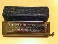 HOHNER Harmonica THE CHROMONICA
