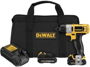 DEWALT Combination Tool Set DCF610 SET