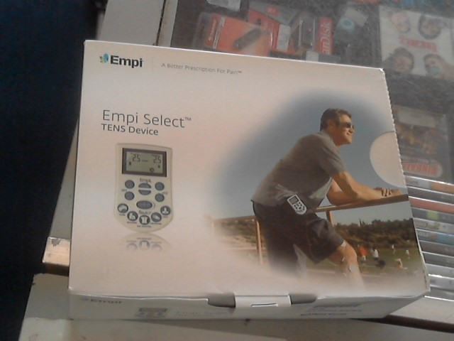 EMPI Miscellaneous Appliances EMPI SELECT TENS DEVICE
