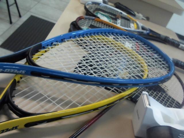Speed Bird Racket Set with matching carry case & 3 birdies