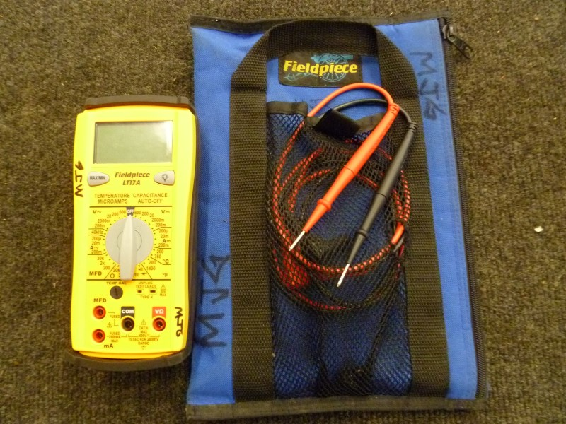 FIELDPIECE Multimeter LT17A METER