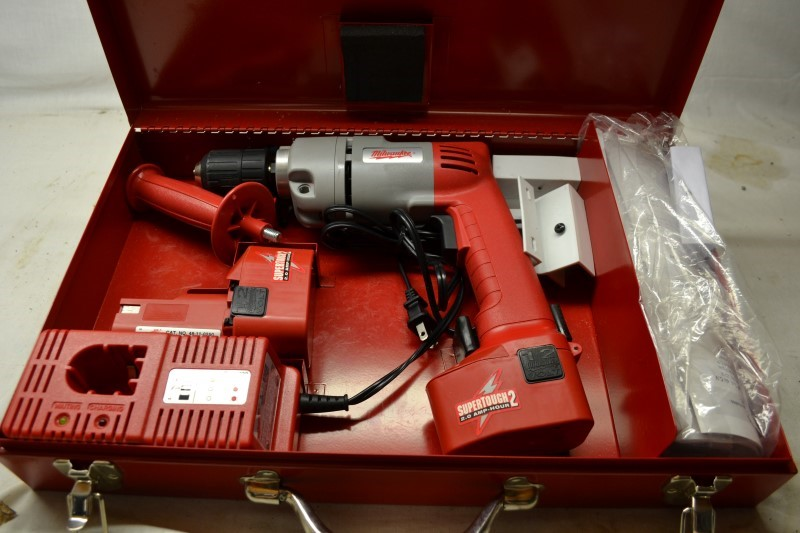 MILWAUKEE Cordless Drill 0430-1 DRILL