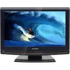 SYLVANIA Flat Panel Television LD195SSX