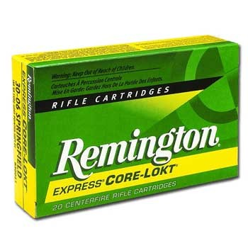 REMINGTON FIREARMS & AMMO Ammunition R30062
