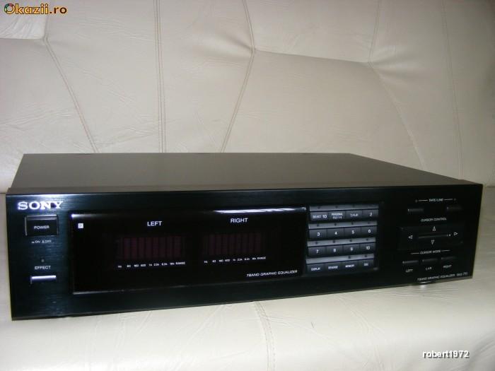 Sony Equalizer Seq 711 Buya