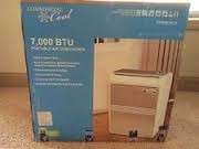 COMMERCIAL COOL Air Conditioner CPRB07XC7