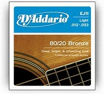 D'ADDARIO Musical Instruments Part/Accessory EJ11