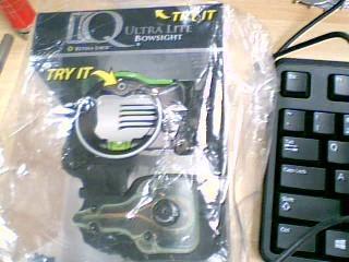 IQ Archery Accessory ULTRA LITE BOWSIGHT