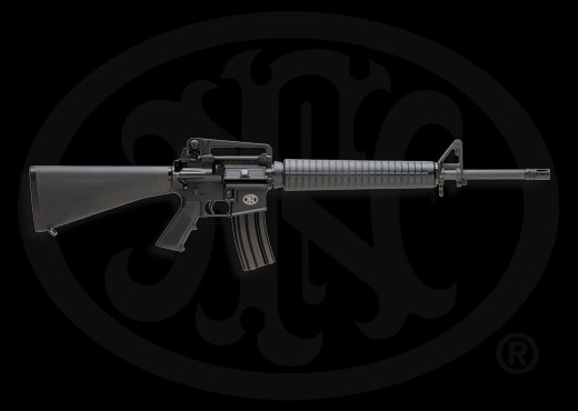 FNH FIREARMS Rifle FN15