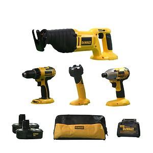 DEWALT Combination Tool Set DCK425CR
