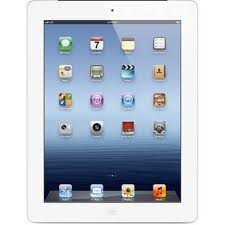 "Apple iPad 3 3rd Gen 32GB Wi-Fi + 4G (AT&T) Retina 9.7"" - White"