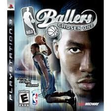 SONY Sony PlayStation 3 NBA BALLERS THE CHOSEN ONE