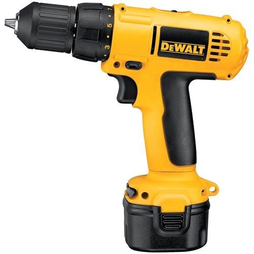 DEWALT Cordless Drill DC750KA