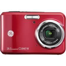 GE Digital Camera C1640W