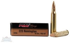 PMC AMMUNITION Ammunition 223A