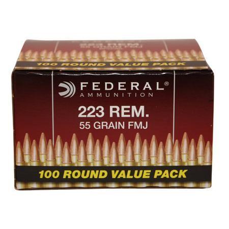 FEDERAL AMMUNITION Ammunition BP223BL