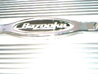BAZOOKA MOBILE AUDIO Car Amplifier BA1300.