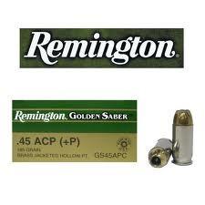 REMINGTON FIREARMS Ammunition GS45APC
