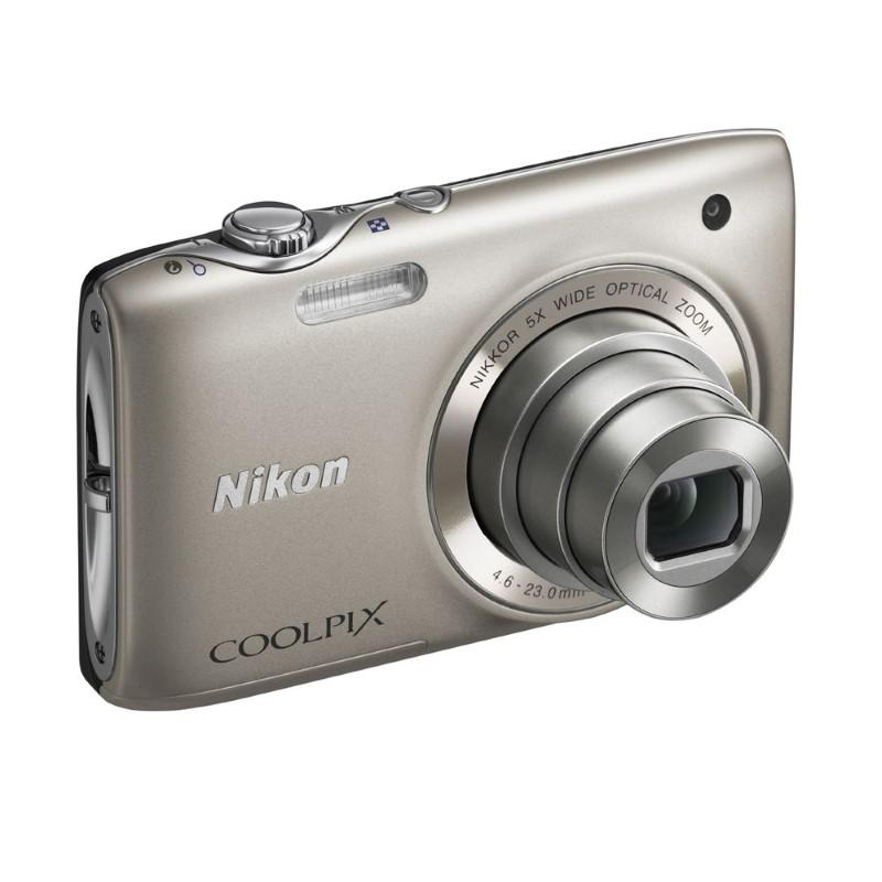 NIKON Digital Camera COOLPIX S3100