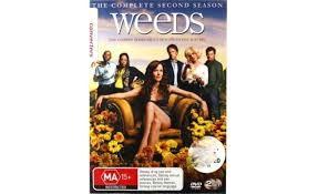 DVD BOX SET DVD WEEDS SEASON 2