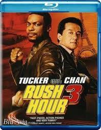 BLU-RAY MOVIE Blu-Ray RUSH HOUR 3
